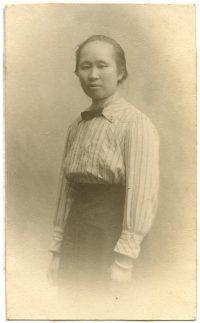 Chen Bijun, ca1912