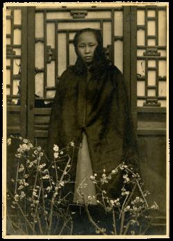 Chen Bijun, ca. 1900