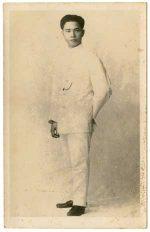 Wang Jingwei in Penang, 1912